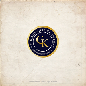 Logo Design By Madeli For Churchville Kitchens | Design: #3176762