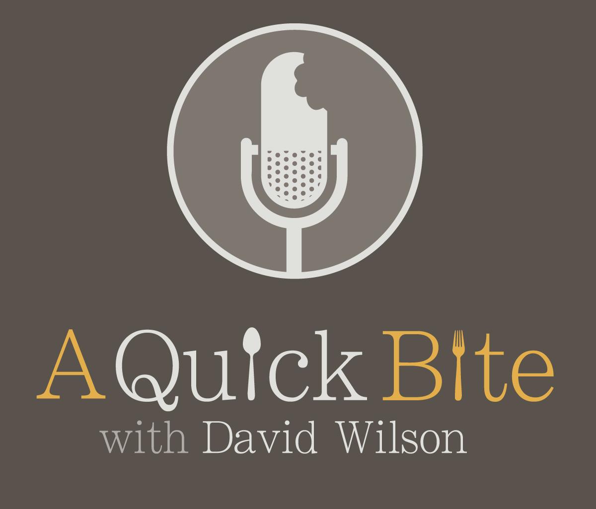 Radio Logo Design for A Quick Bite by Viv | Design #3147480