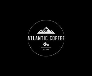 96 Professional Coffee Shop Logo Designs for Atlantic Coffee a ...