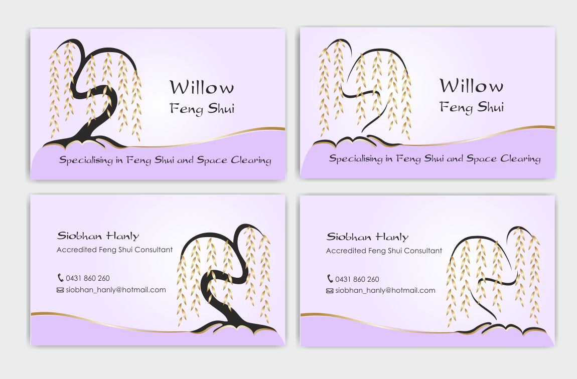 Business Card Design for Siobhan by IneseRo | Design #3153839