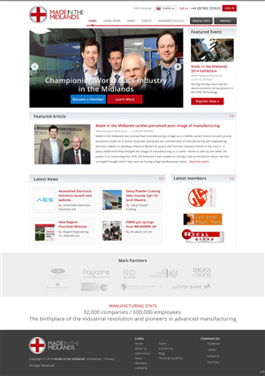 35 Professional Web Designs for a business in United Kingdom