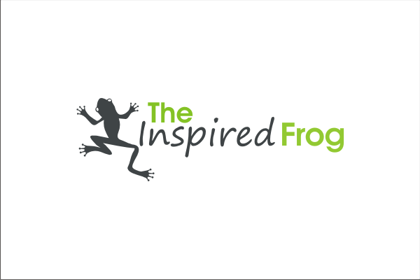The inspired Frog Home and Garden Logo by subhadip