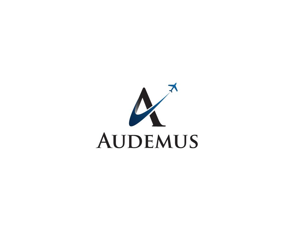 Econ mico atrevido logo design for audemus inc by for Design economico