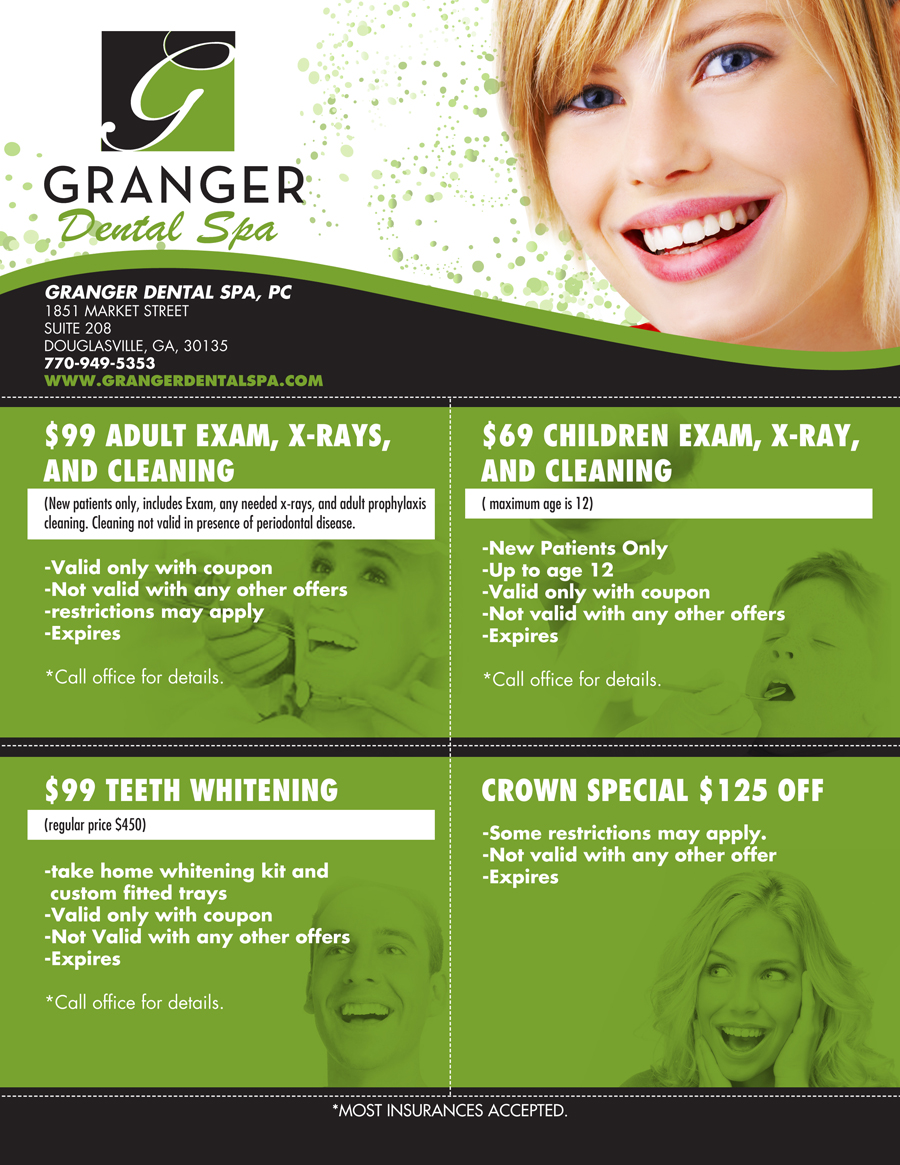 Elegant, Playful Flyer Design for Debbie Granger by One Day ...