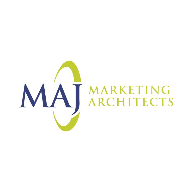 Marketing Logo Design For Maj Marketing Architects By