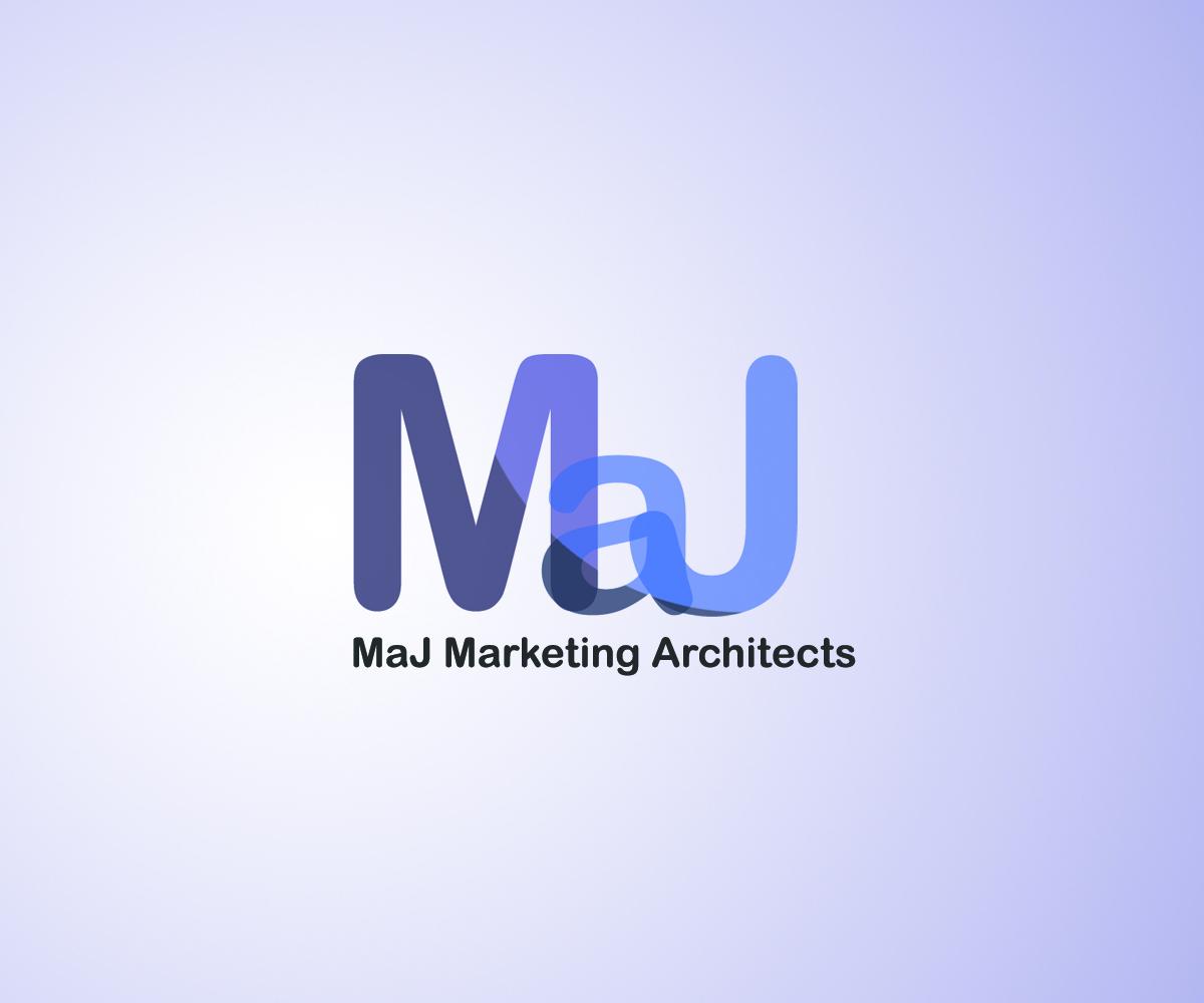 Marketing logo design for maj marketing architects by for Marketing for architects and designers