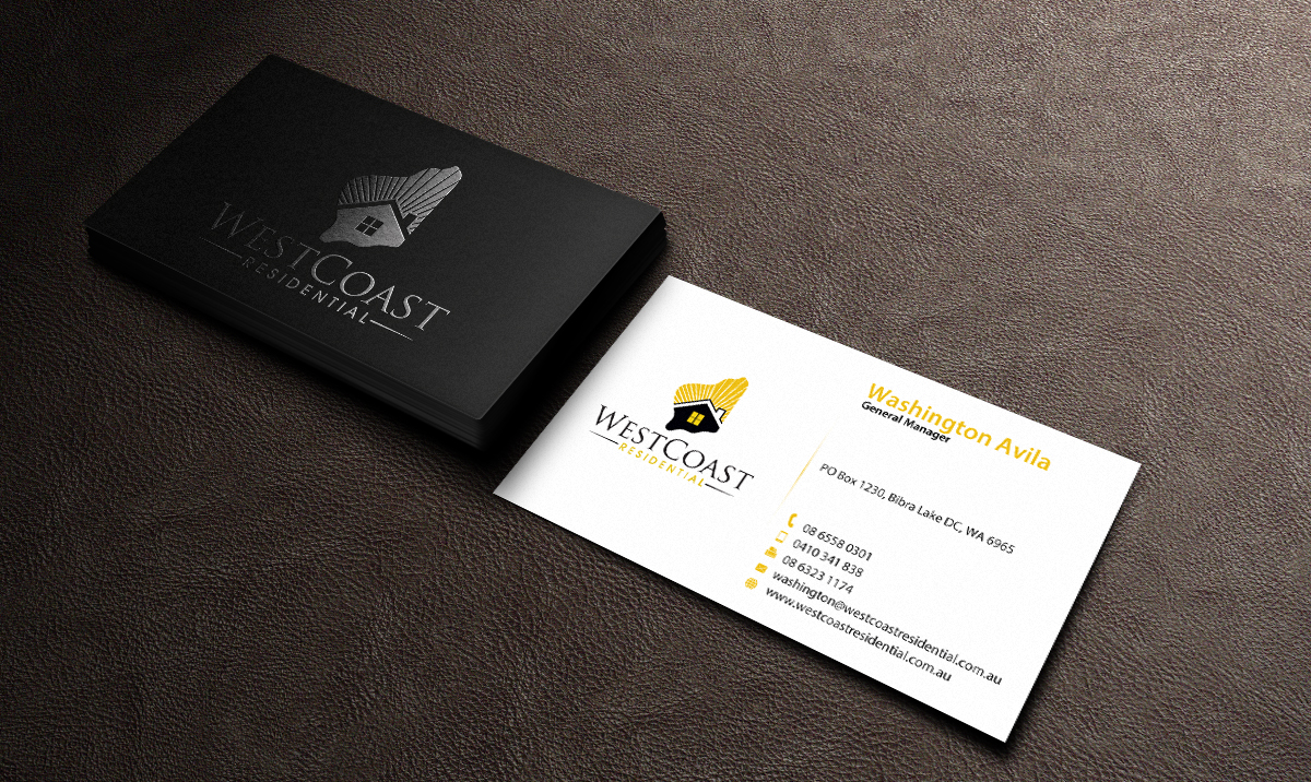 Home Builder Business Card Design for 1800 Book a DJ by ...