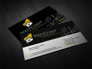 206 Professional Home Builder Business Card Designs For A Home Builder Busine