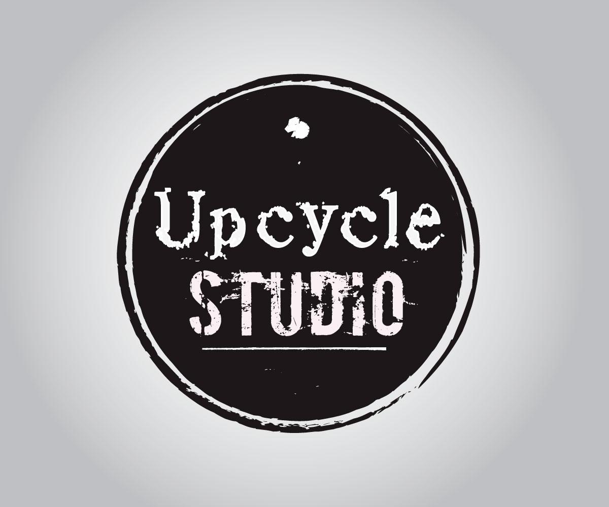 logo design for upcycle studio by bronxosullivan design