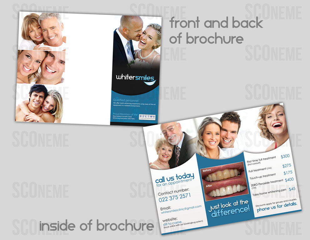 Teeth Whitening Brochure Design 3179625 Submitted to Brochure For Teeth Whitening Business