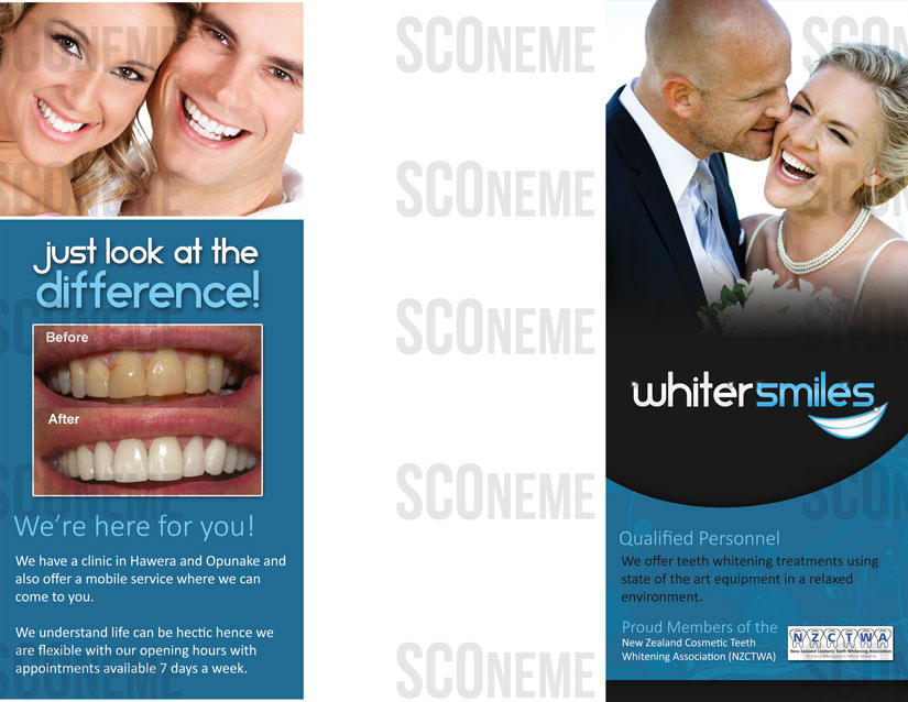 Teeth Whitening Brochure Design 3185976 Submitted to Brochure For Teeth Whitening Business