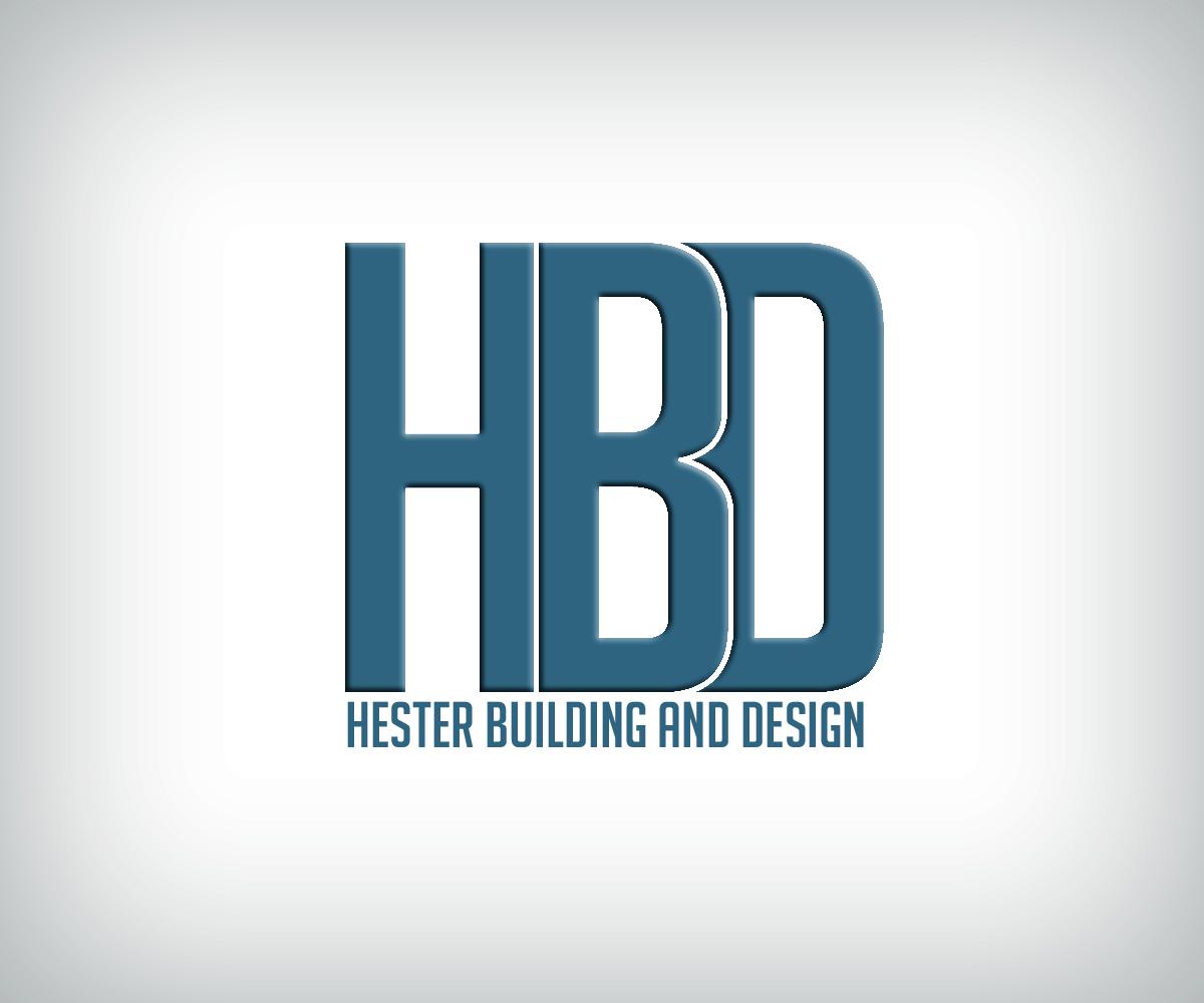 Construction Logo Design For Hbd Hester Building And Design