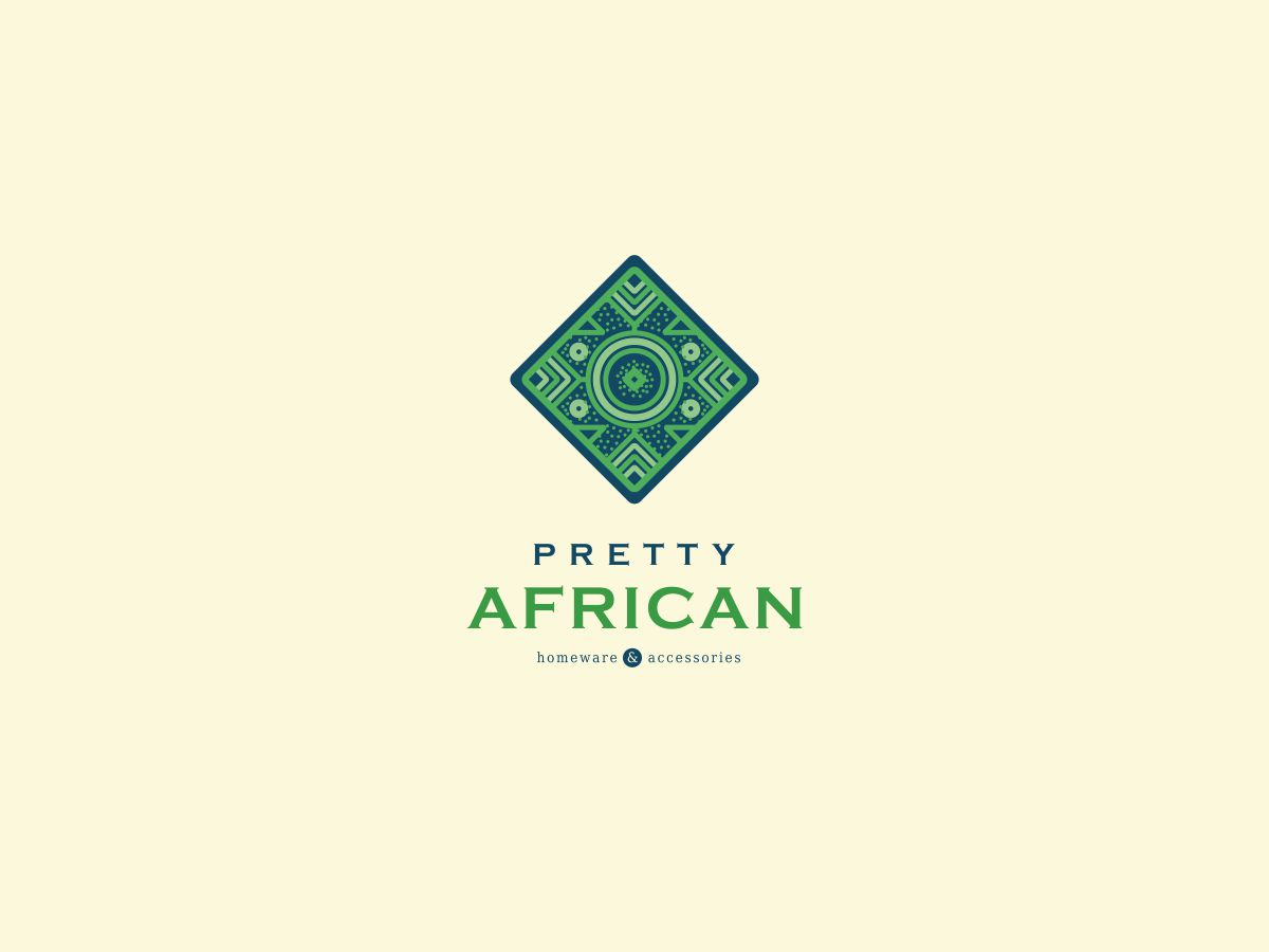 personable colorful community logo design for pretty african by