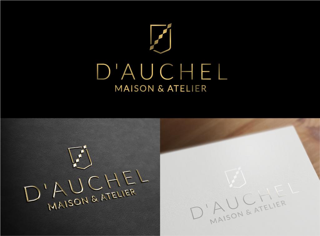 Luxury Fashion Designer Logo