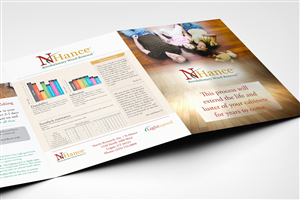 Brochure Design by ceramicristi - National Wood Renewal Company Needs Commercial  ...