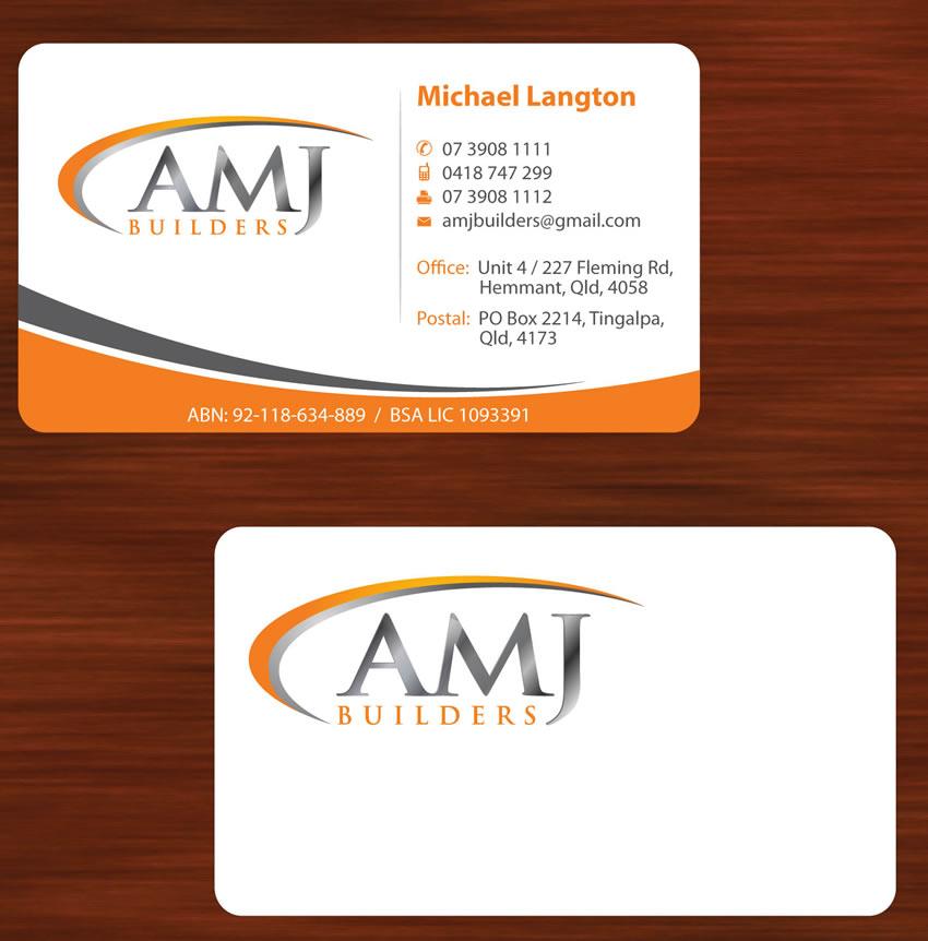 100 Elegant Business Card Designs   Business Business Card Design ...