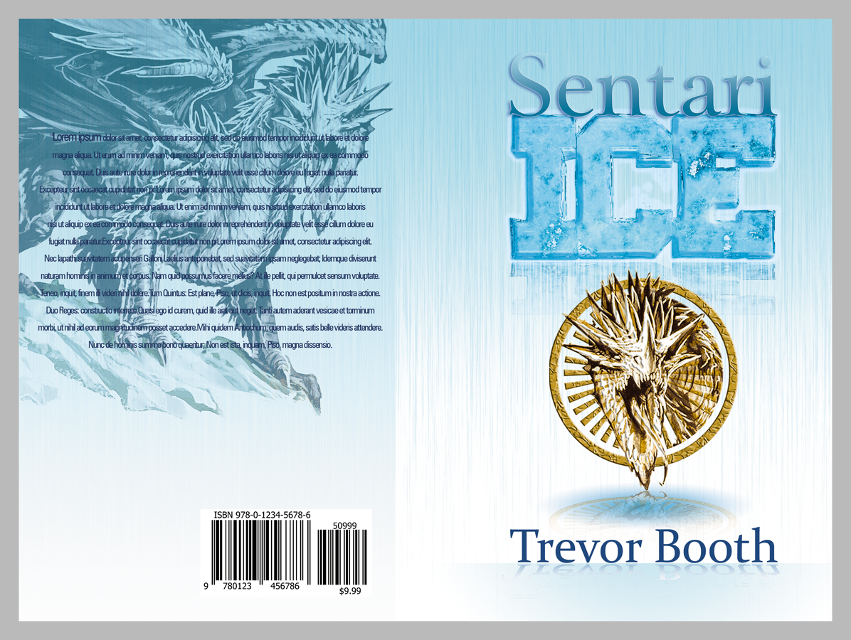 Book Cover Design Australia ~ Book cover design for a company by kidzgn hermawan