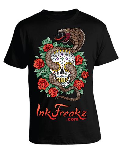 T-shirt Design by Valdis Baskirovs