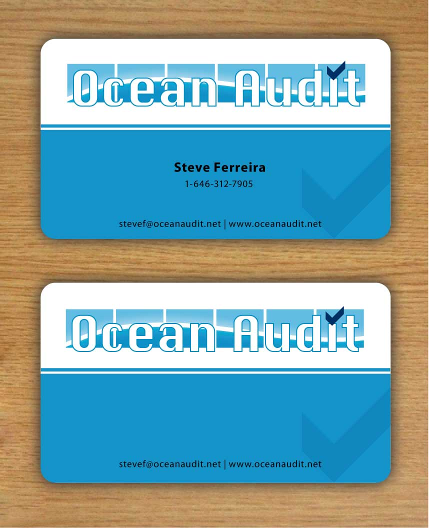 Professional, Modern Business Card Design for Steve Ferreira by ...