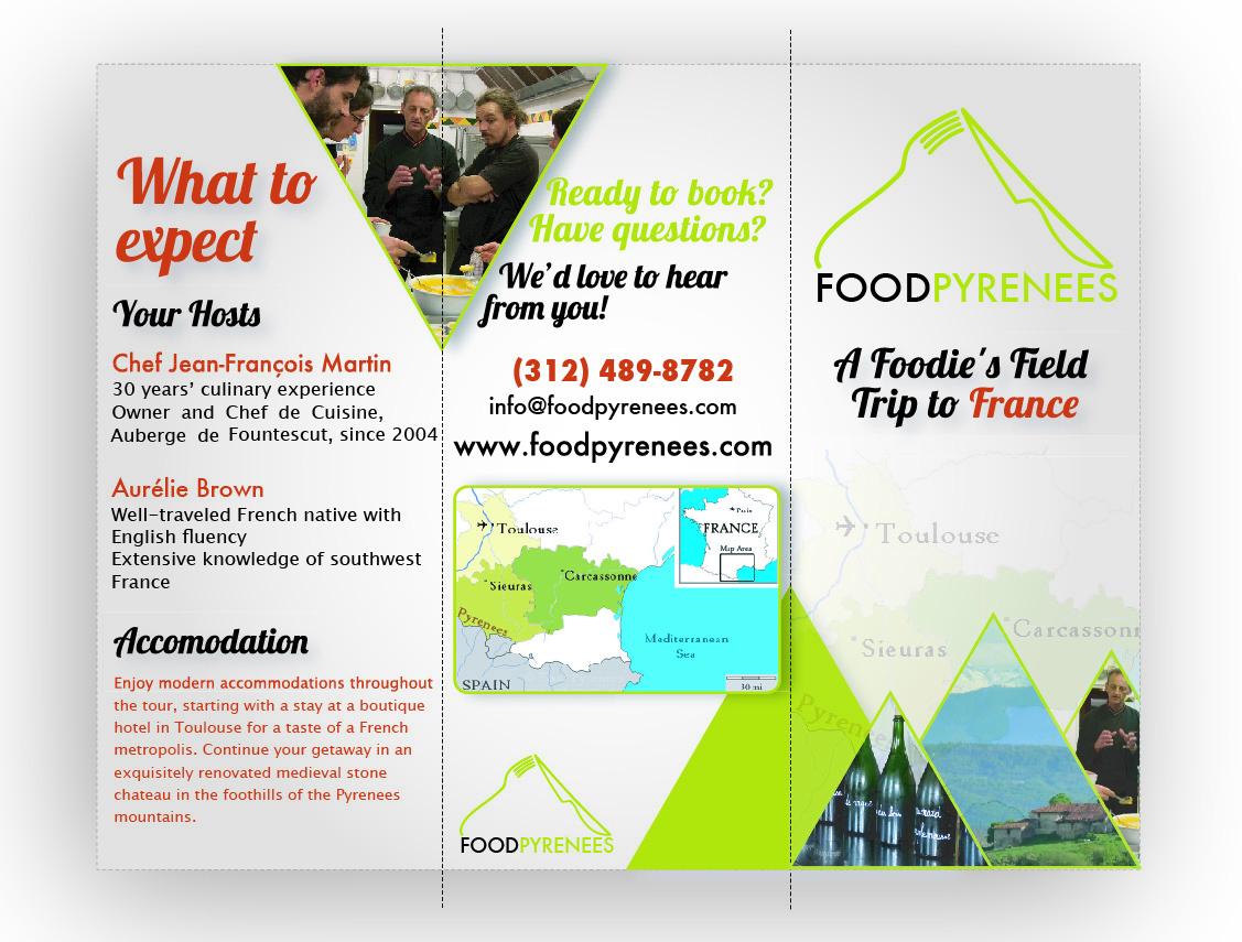 Brochure Design design for Aurelie Brown, a company in United States ...