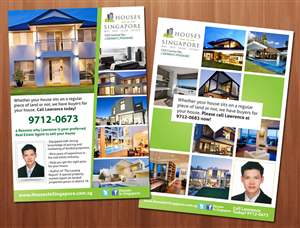 47 Modern Professional Real Estate Flyer Designs for a Real Estate ...