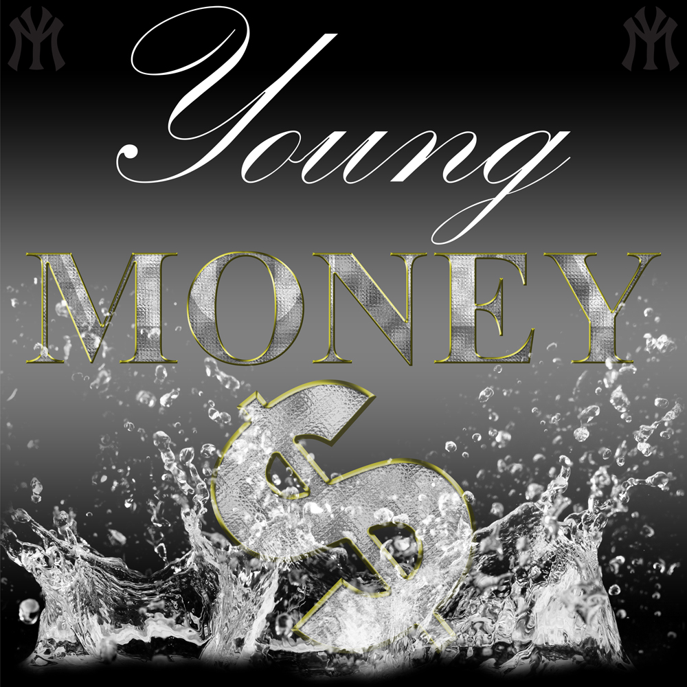 Young Money West Logo