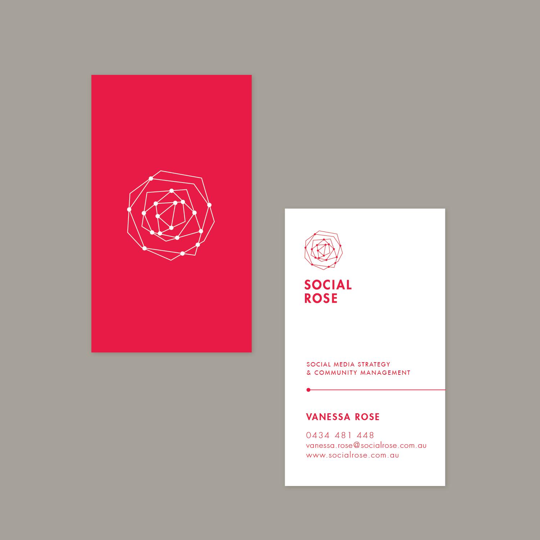 Logo design for social rose by audreylean design 3259999 for Designer decor