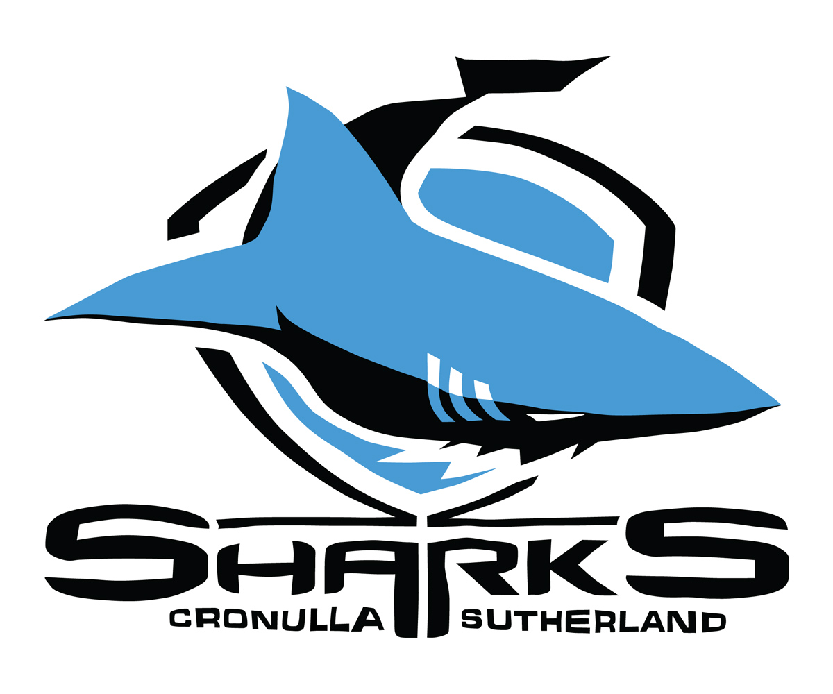 Sharks football logo - photo#13