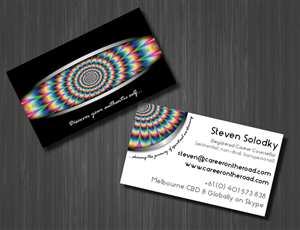 25 bold business card designs business business card design business card design by breanne owen for this project design 3224801 colourmoves