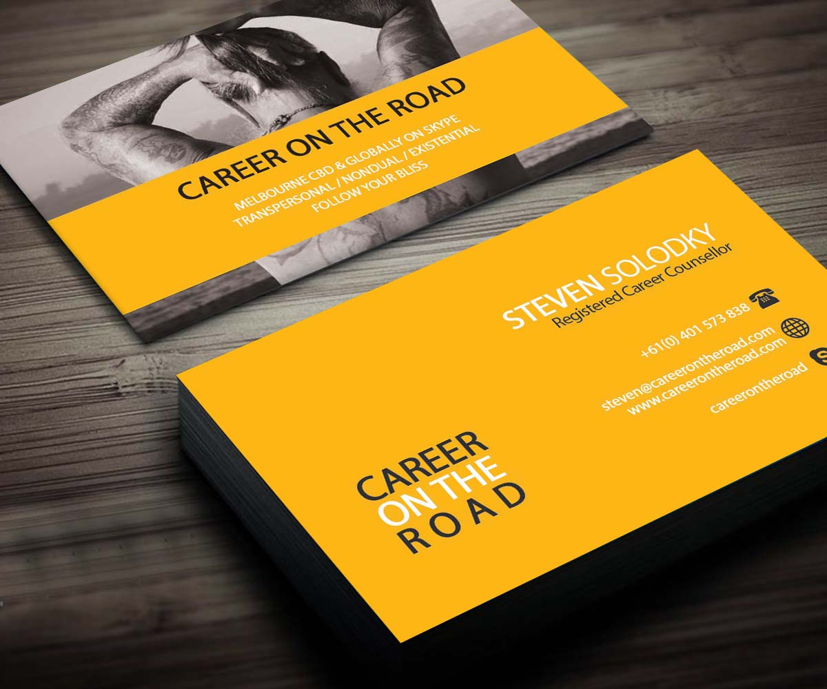 Bold, Modern, Business Business Card Design for a Company by kenzero ...