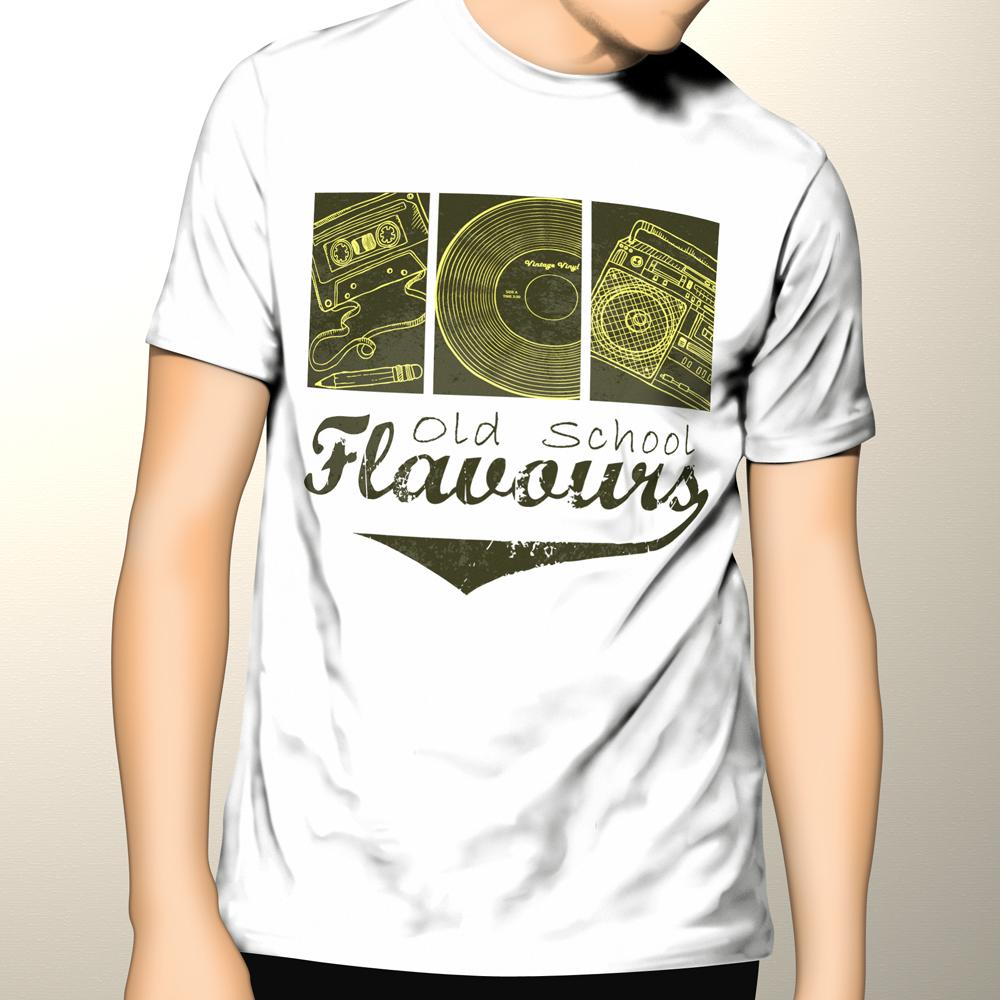Design t shirt school - School Tshirt Design By Ddesigns