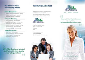 65 Professional Upmarket Brochure Designs for a business in United ...