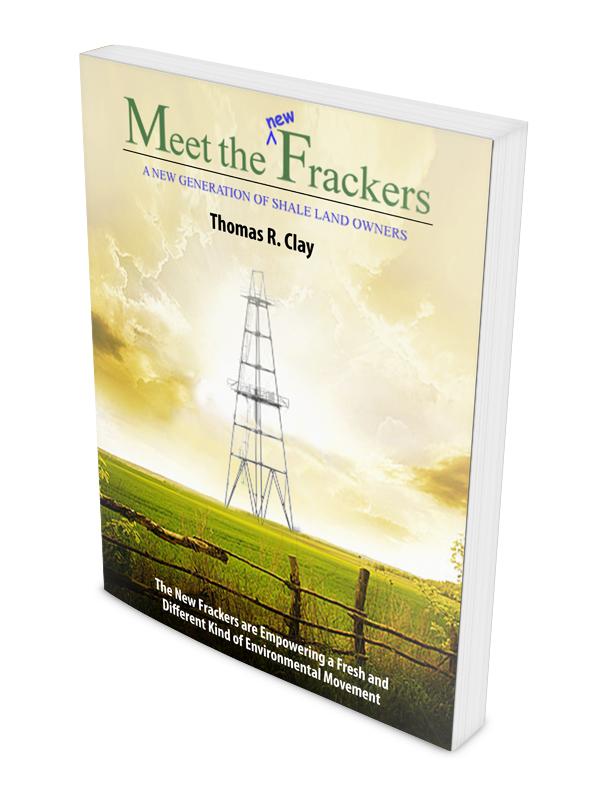 meet the frackers book