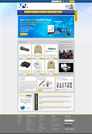 Web Design by pyxldesign - Web Design Project