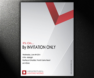 Invitation Design by Cat Drawing - ALW - LFI Invite Teaser