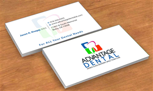 Business Card Design by Smart