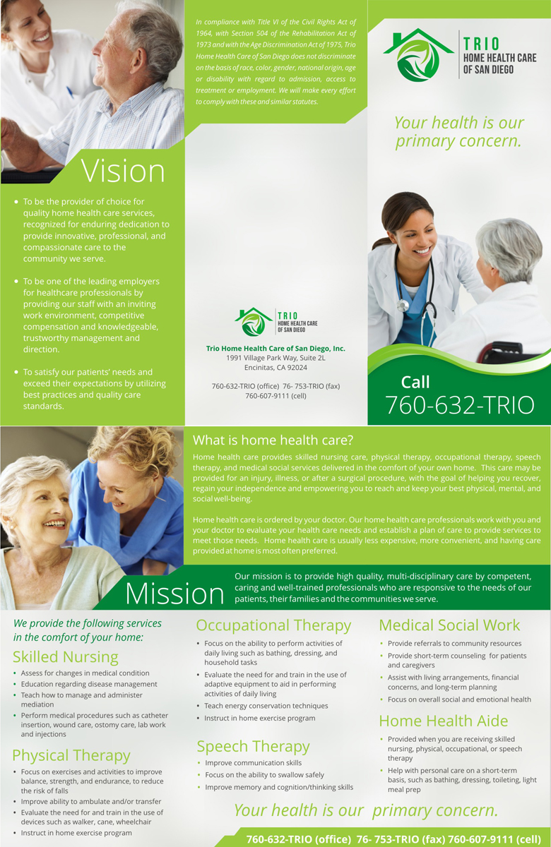 Dcassetcdncomdesignimg - Home care brochure template