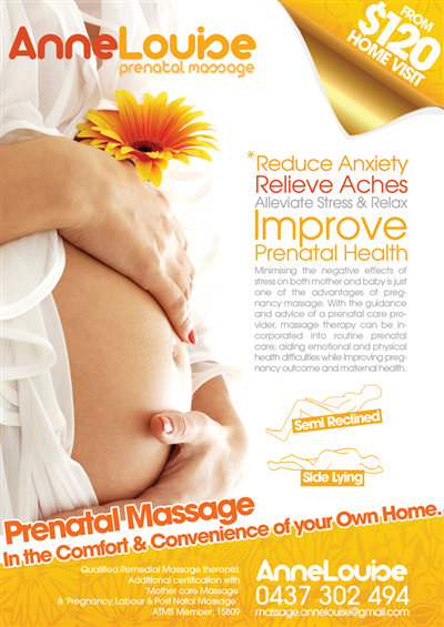 Modern Weight Gain Flyer Design 82425