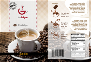 Coffee Packaging Designs 24 professional packaging designs for a business in viet nam