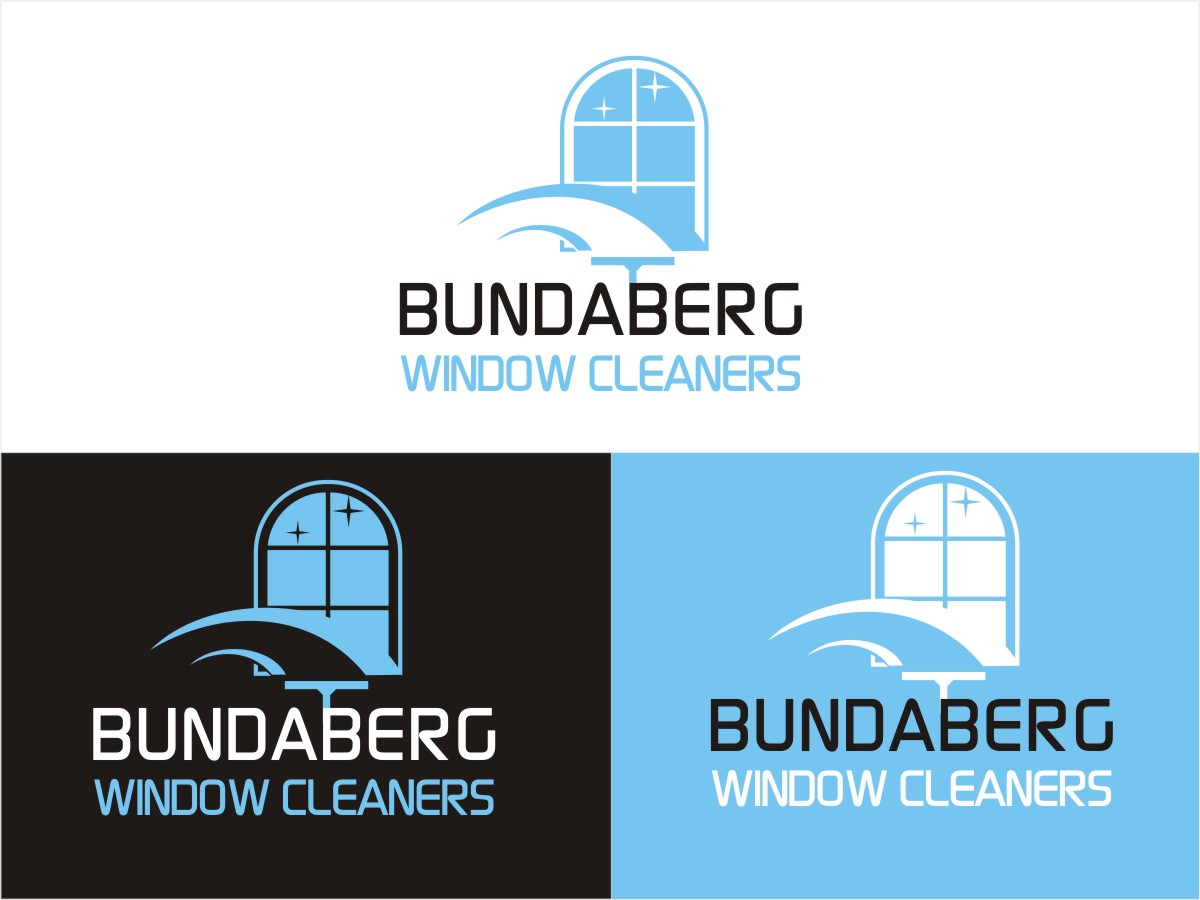 33 bold serious window cleaning logo designs for bundaberg for Window cleaning logo ideas