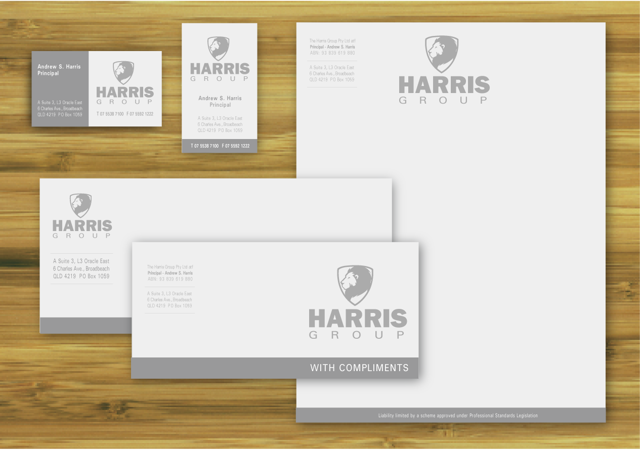 Professional, Upmarket, Business Stationery Design for a Company by ...