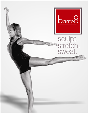 Poster Design by cb1318cb1318 - A fresh 'Barre Workout' Design Needed