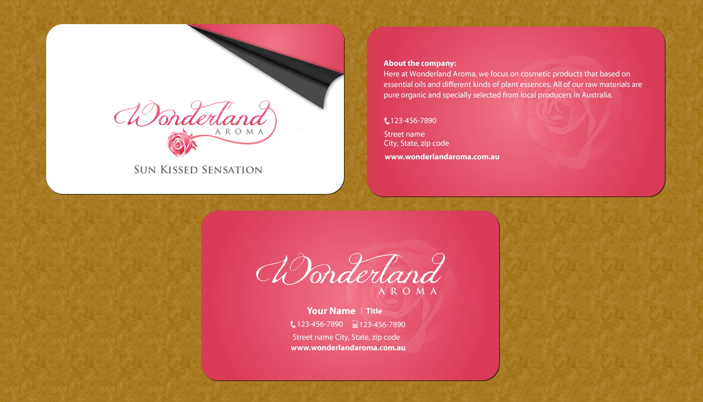 Elegant, Serious, Business Business Card Design for My Business ...