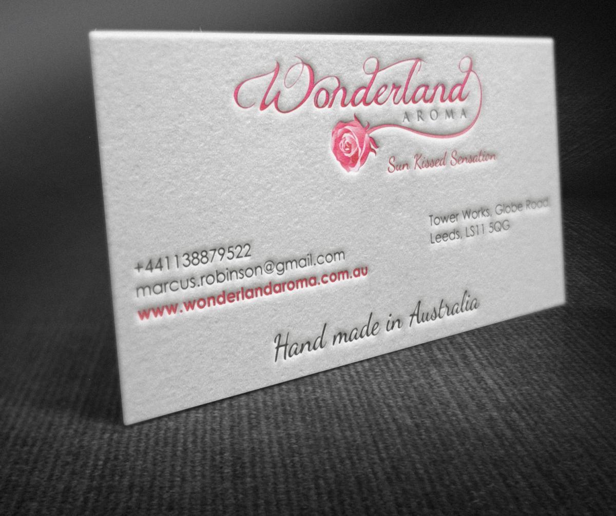 Elegant serious business card design for my business group pty business card design by hypdesign for wonderland premium business card design project design 804115 colourmoves