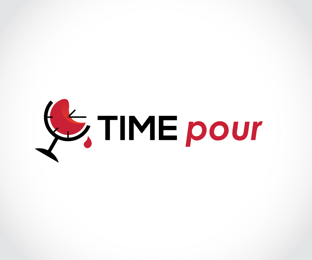 Modern, Professional, House Logo Design for Time Pour  ( also if