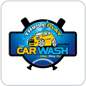 67 Elegant Playful Logo Designs for Triple Play Express Car Wash ...