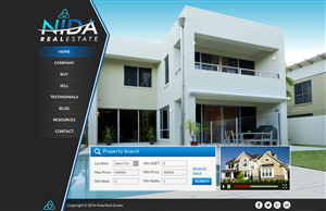 Web Design by smart - Company Real Estate Site Needs A Face Lift