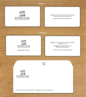 Business Card Design Contest Submission #801130