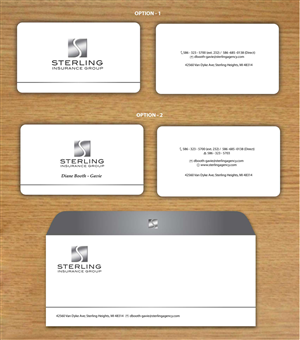 Business Card Design Contest Submission #801133