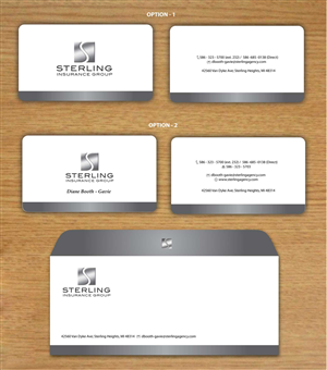 Business Card Design Contest Submission #801134